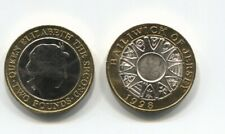 JERSEY 2 POUNDS 1998 UNC COIN