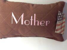 Daughter Friend Word Throw Pillow Throw Pillow
