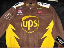 DALE JARRETT #88 UPS CHASE AUTHENTICS LARGE JACKET NEW WITH TAGS NEVER WORN NICE