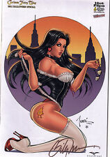 ZENESCOPE GRIMM FAIRY TALES 2011 HALLOWEEN SPECIAL NYCC HOT FLIPS VARIANT SIGNED