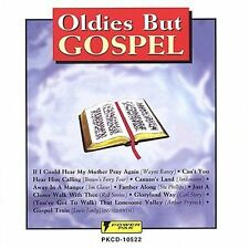 """OLDIES BUT GOSPEL, CD """"BROWN'S FERRY FOUR, JORDANAIRES, RED SOVINE, MORE, NEW"""