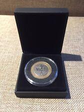 "2007 Rare ""Genuien"" Abolition of Slavery Circulated £2 Coin"