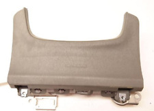 2010-2015 TOYOTA PRIUS LEFT DRIVER SIDE KNEE AIRBAG AIR-BAG GRAY OEM