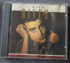 Dick Rivers, disque d'or - best of, CD
