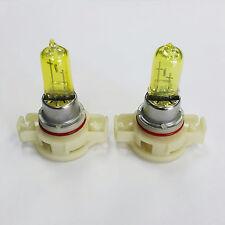 Super Yellow 5202/2405/H16 Halogen Bulbs For Fog Lights Daytime Running Lamp