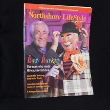 BEN BARKIN & ERNEST BORGNINE MILWAUKEE NORTHSHORE LIFESTYLE JULY 1997