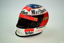 Bell Sports échelle 1/2 Michael Schumacher Ferrari F310 Casque 1996 F1