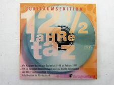 tazCompact 12.5 12 1/2 Jahre 2 CDs 9/86-2/99 - die Tageszeitung Jubiläumsedition