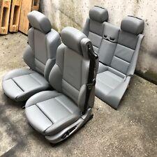 Inkl. UMBAU Individual BMW E46 M3 Cabrio grau Lederausstattung Leder Sitze Edel