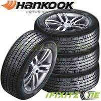 4 Hankook Kinergy ST H735 235/65R16 103T All Season Performance 70000 Mile Tires