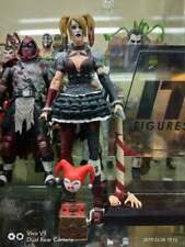 DC COLLECTIBLES ARKHAM KNIGHT (HARLEY QUINN) NEW RARE FIGURE BATMAN rare set