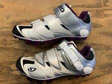New! Giro Manta Women's Mtb Shoe Size 37eu/6us white/plum