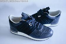 Adidas x Sneakersnstuff  SNS Wood Wood Consortium ZX 700 Rare Croc Skin Size 9.5