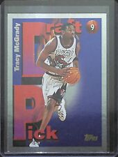 1997-98 Topps Basketball Redemption #DP9 Tracy McGrady