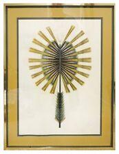 "Philip Aziz Original Aquatint  ""Apotheosis of a Pine Tree"" C 1968 Framed Signed"