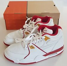 OG 2005 NIKE AIR FLIGHT 89 Baskets Sneakers Vintage Rétro Classique Entièrement neuf dans sa boîte DS UK 11.5