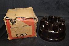 Vintage NOS (K15) Lion Auto Parts Distributor Cap AU-88 C122 1963 -47 Hudson Brn