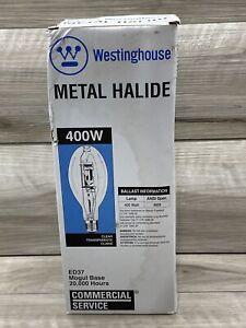 New Westinghouse 37024 MH400/U/M59/E HID Metal Halide Light Bulb