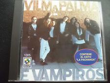 VILMAR  PALMA  E VAMPIROS  -  LA  PACHANGA  ,  CD  1993 ,    POP, ROCK , LATIN