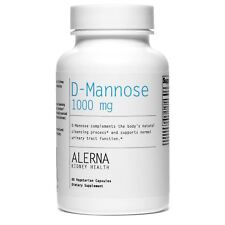 D-Mannose (1000mg) (w/ Organic Rose Hips and Cranberry Concentrate)