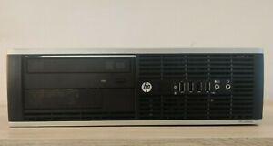 HP compaq pro 6200 desktop Intel i5-2500 3.3 GHz 6GB RAM, 480GB SSD NO OS