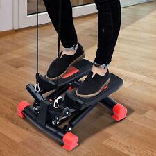 Homcom Mini Stepper Home Fitness Leg Arm Cord Training Gym