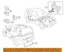 Chevrolet GM OEM 99-03 Tracker 2.0L-L4 Wiring Harness-Fuse 12004009