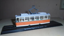 Atlas Editions Standmodell BVB Berlin TE59 Reko-Wagen 217 055 RAW 1961 H0