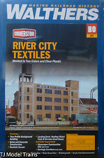 Walthers Cornerstone Ho #933-3178 River city Textiles