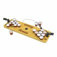 Tabletop Mini Beer Pong - Adult Party Drinking Game
