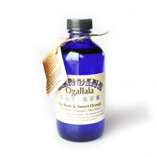 Ogallala Bay Rum Genuine 8 oz. Sweet Orange Cologne