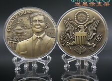 $150-TOP collection America  president Donald Trump copper Commemorative Medal