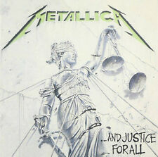 METALLICA (...AND JUSTICE FOR ALL - CD SEALED + FREE POST)