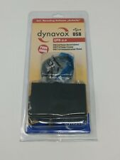 Dynavox USB Phono Preamp Equalizer UPR-2.0 For MM-System Black