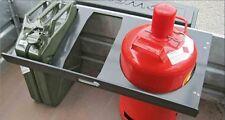 Kanisterhalter Benzinkanister 20L Gasflsche 11Kg Ladungssicherung für Anhänger