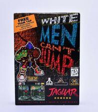 White Men Can't Jump Atari Jaguar Complete in Box