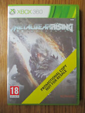 Metal Gear Solid Rising Revengeance PROMO – Xbox 360 ~ NEW SEALED (small nick)