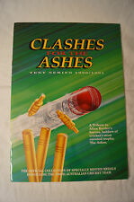Cricket Australia - Clashes for The Ashes - Complete 15 Medal Set and Booklet..