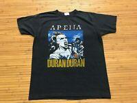 Vtg 80s Duran Duran Arena English New Wave Single Stitch T-Shirt