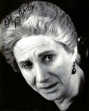 Olympia Dukakis signed unique 8x10 photo / autograph