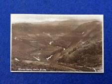 Sepia postcard: Cardiganshire, Devil's Bridge, Rheidol Valley 1930