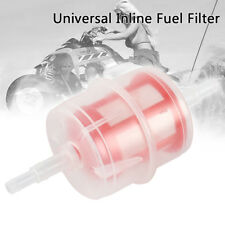 10 x Universal Car Parts LARGE Inline Fuel Filter Auto DIESEL 6mm 8mm Pipe Hose