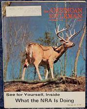 Magazine American Rifleman, SEPTEMBER 1975 SAVAGE Model 112-V RIFLE, WALKER COLT