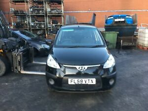 2009 HYUNDAI I10 1 X WHEEL NUT FULL CAR IN FOR SPARES PARTS BREAKING