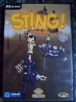 The Sting! El golpe del siglo PC Sting acción aventura Foto real PAL España