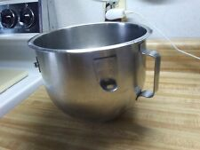 Stainless Steel 5 qt. Mixing bowl for Mixer