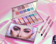 For Huda Beauty MERCURY RETROGRADE Eye Shadow Palette 18 Colours Eyeshadow NEW