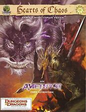 D&D Hero's Handbook - Immortal Heroes/Hearts of Chaos Amethyst Adv Free RPG 2009