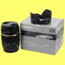 Tamron AF 18-270mm F/3.5-6.3 Di-II VC PZD Lens B008E B008(E) for Canon EOS EF