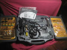 NEW! Mastercraft 236 Piece Rotary Tool Kit NT587 Never Used **CHECK OUT PICS**